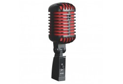 NJS Professional Retro Style Switched Microphone