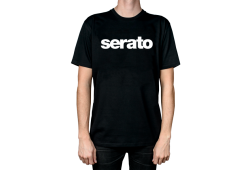 Serato Logo Mens Tshirt Medium